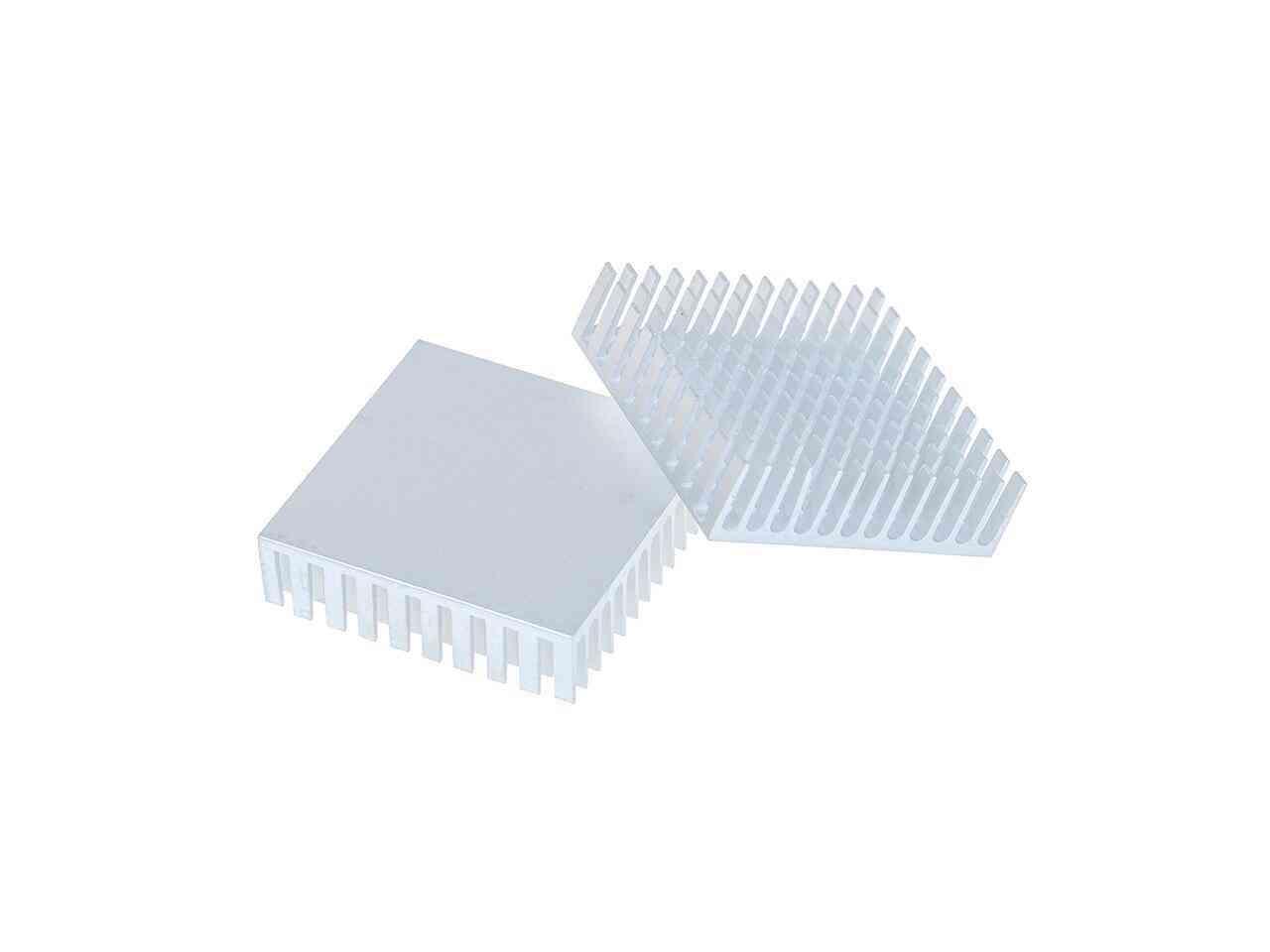 Heatsink Cooling Fin - Aluminum Radiator Cooler For Ic Chip