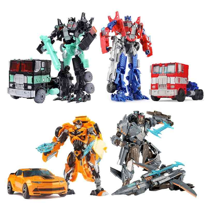 Transformation, Collection - Action Figure Car Robot