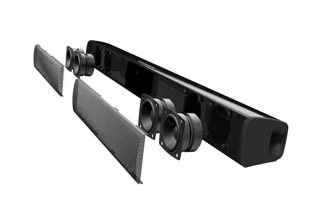 Wireless Column Bluetooth Speaker - Tv Soundbar Stereo Sound