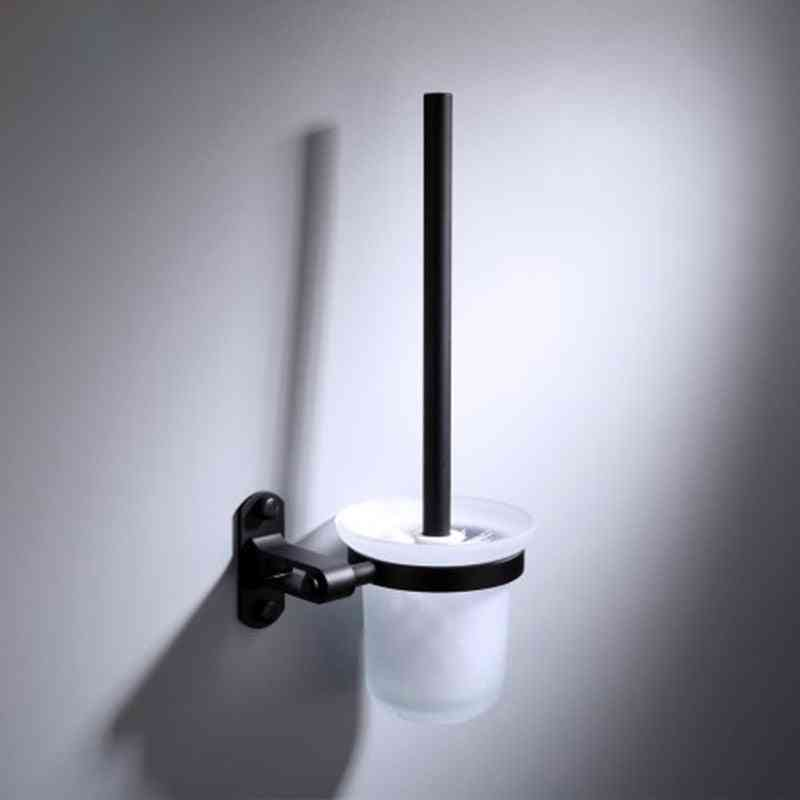 Bathroom Wall Mounted Toilet Brush Holder