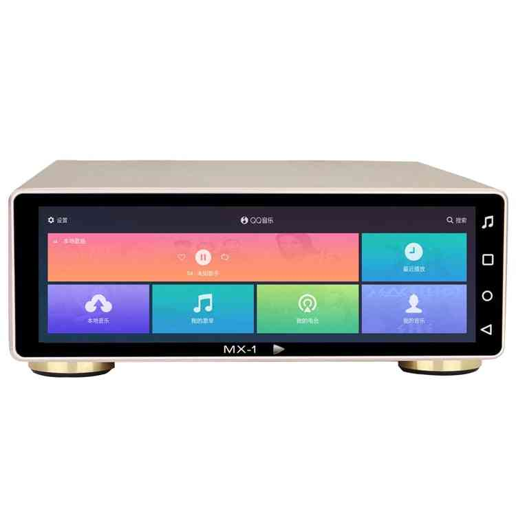 Android System Hd Ssd Digital Turntable Player