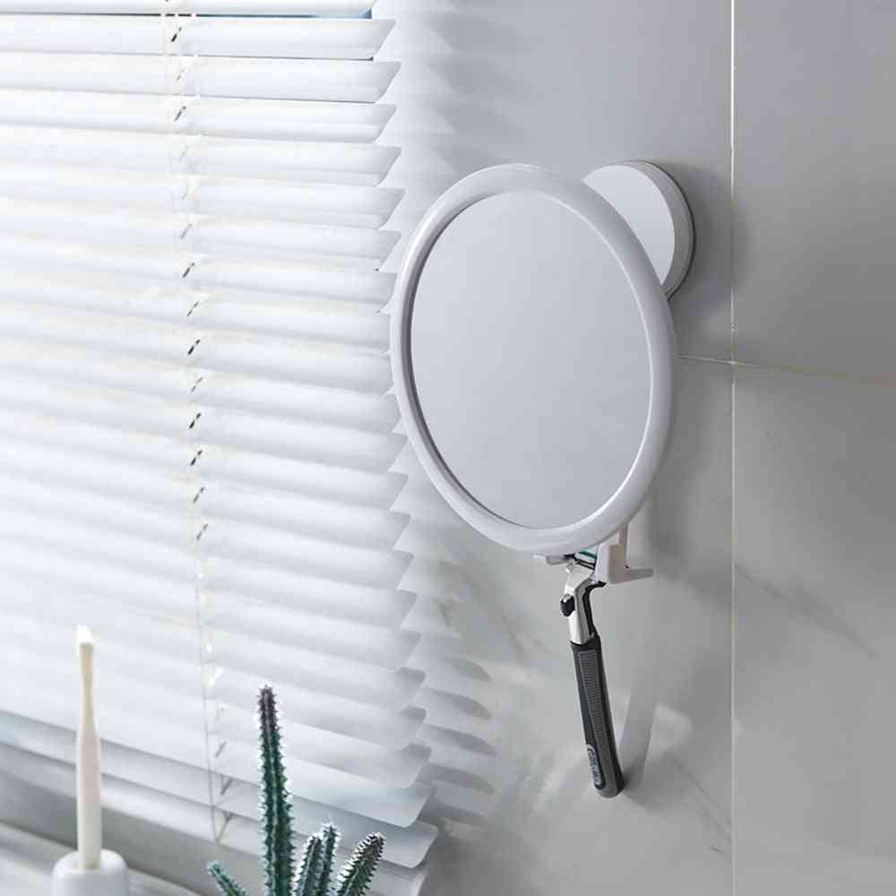 360 Degree Rotation - Suction Cup Bathroom Cosmetic Mirrors