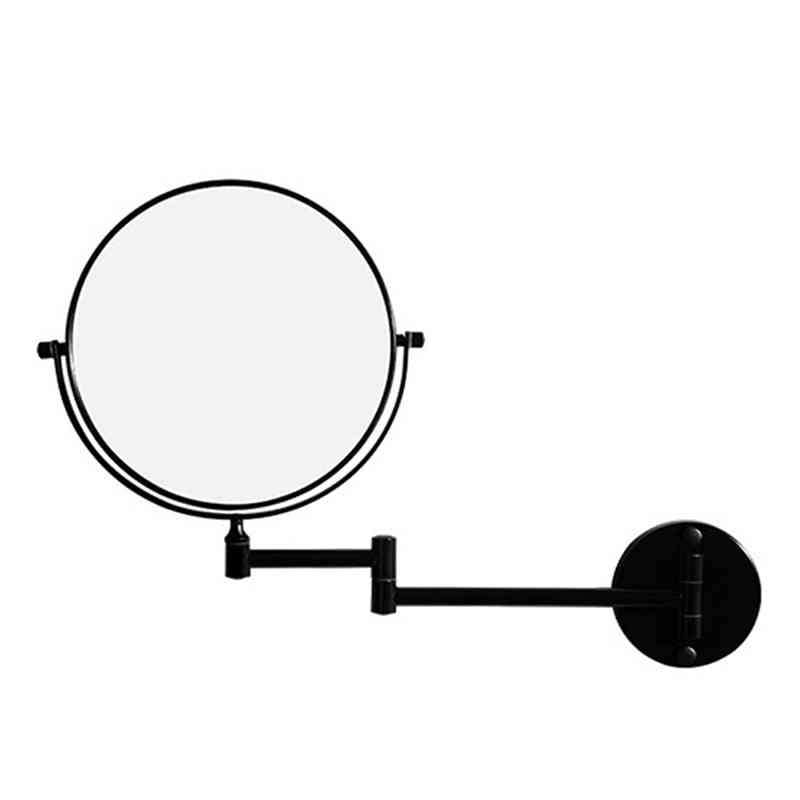 Wall Mounted Makeup Mirror For Bathroom
