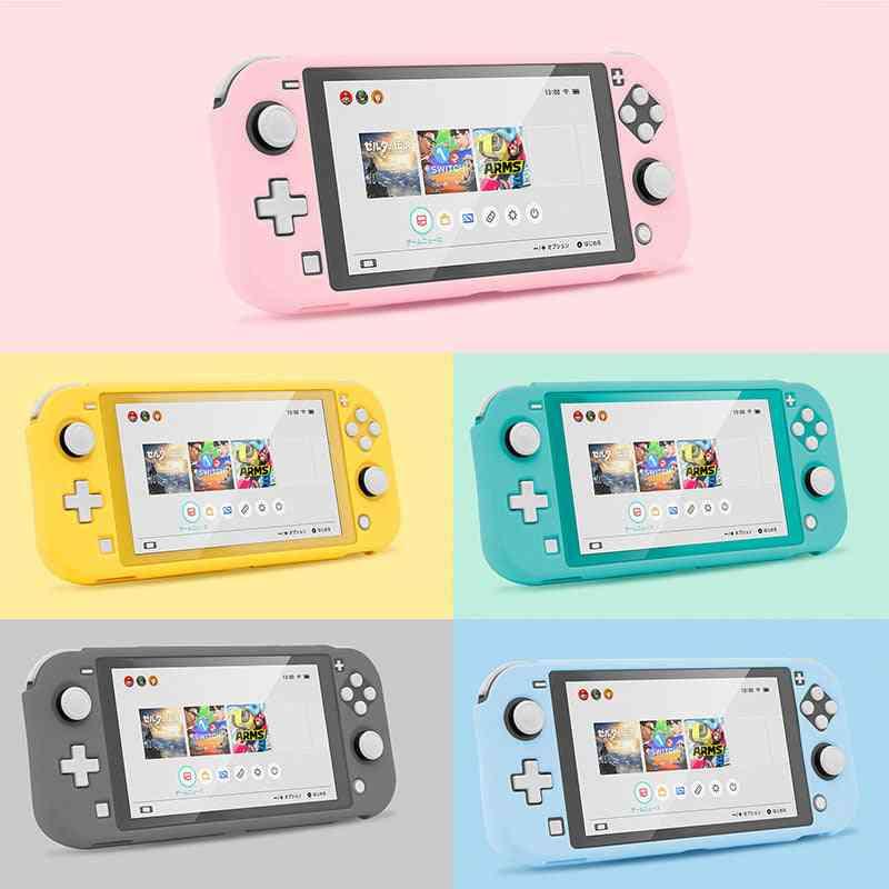 Nintendo Switch Lite Case Shell- Back Three-dimensional Hand Rest Design