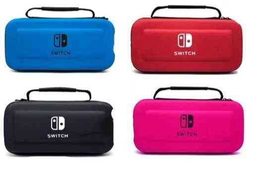 Nintend Switch Accessories (bag, Crystal Shell, And Other)