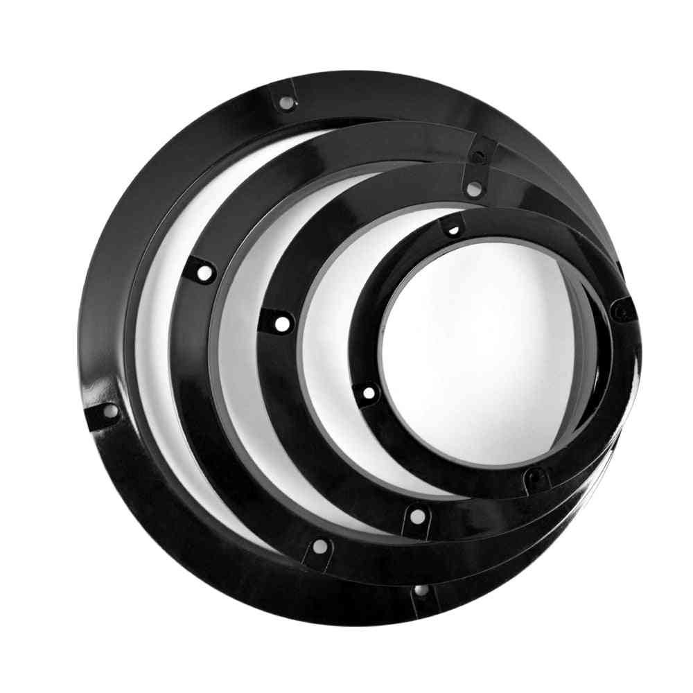 Audio Speakers Protective Cover- 3/4/5/6.5 Inch  For Car Speaker