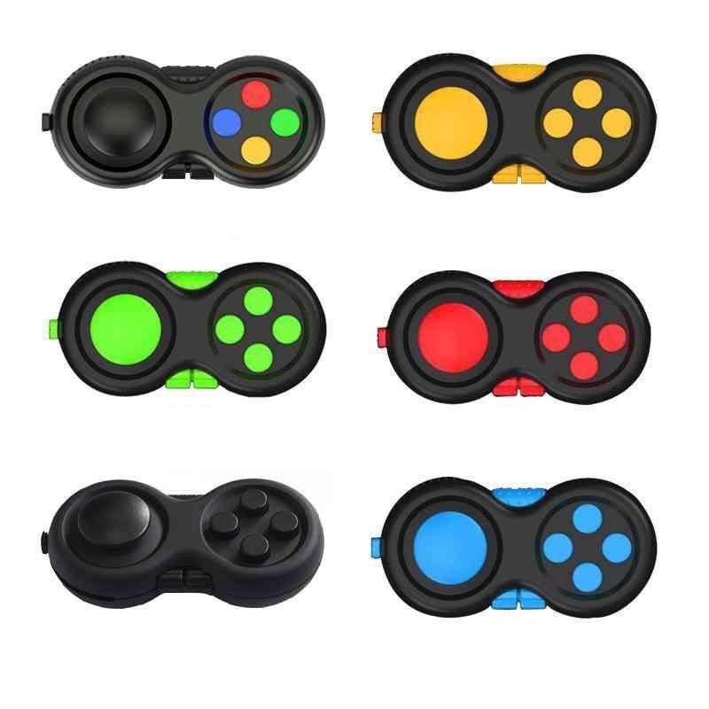 Stress Reliever Squeeze Joystick Toy-fidget Pad