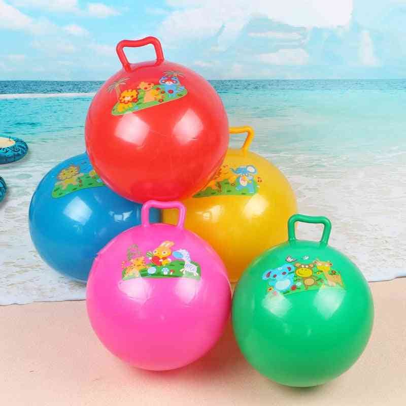 Inflatable Trampoline Design Soft Rubber Ball
