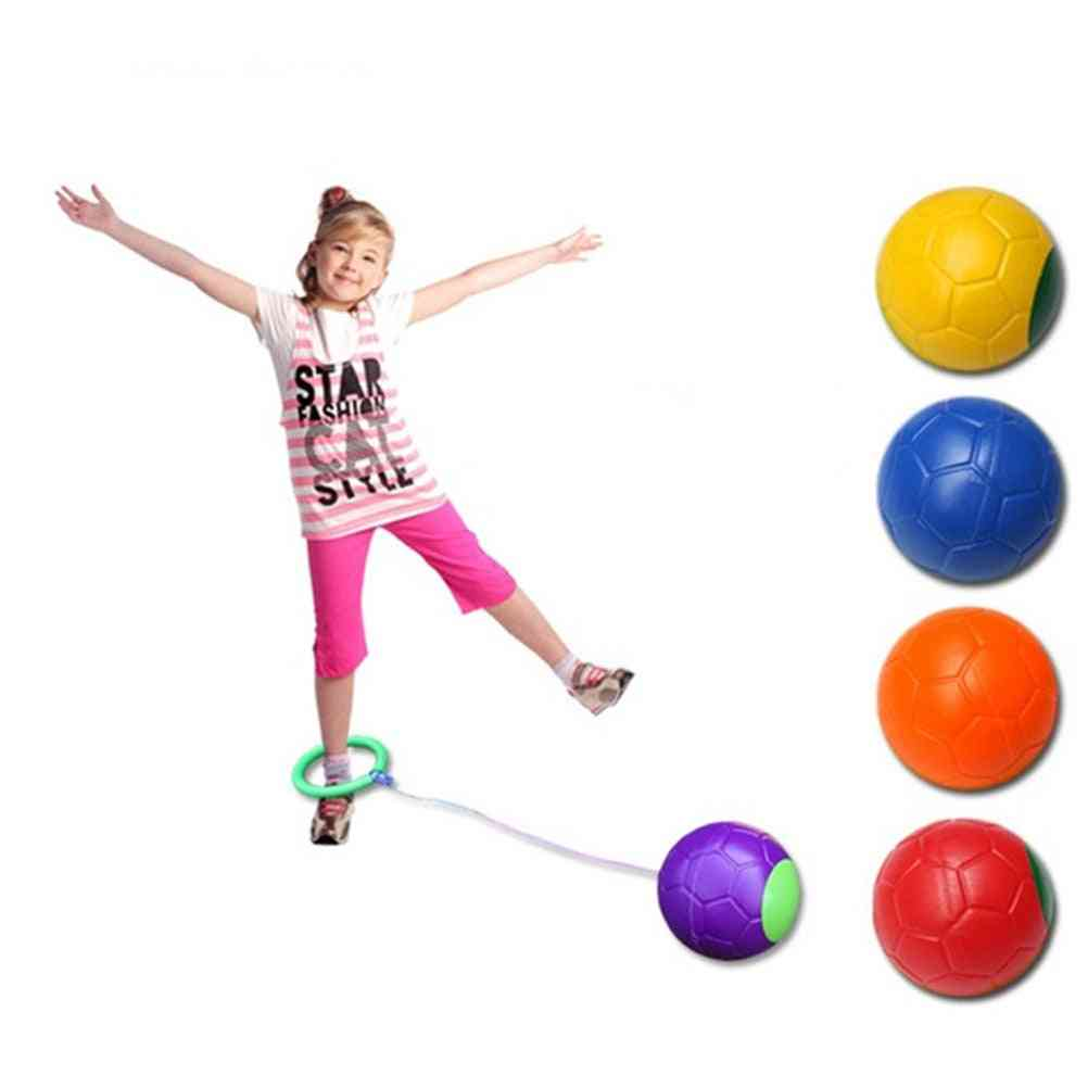 Single Foot Jumping Ball Toy-promoting Body Metabolism