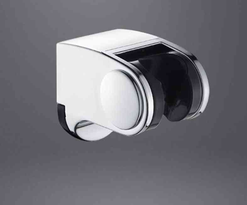 Chrome Plated Abs Wall Mounted - Hand Shower Holder, Bracket