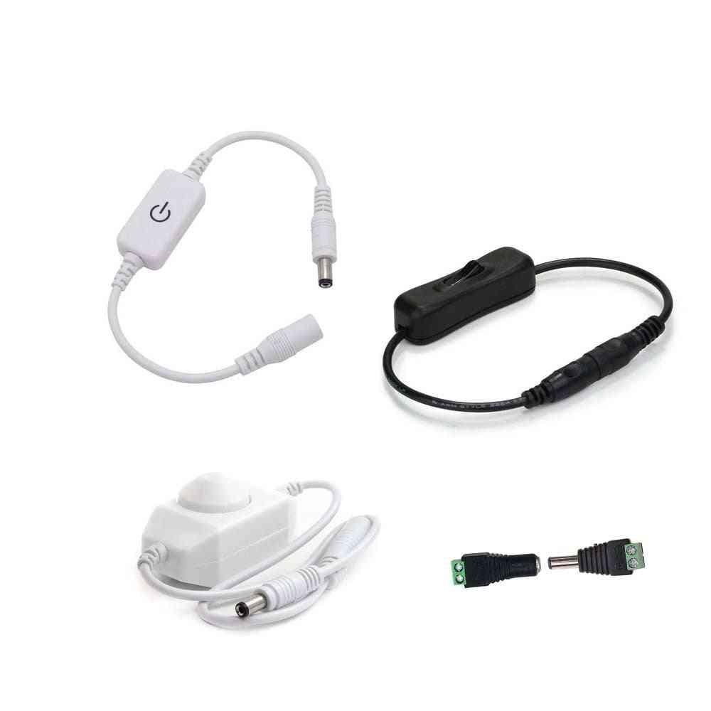 Led Single Dimmer, Stepless Controller, Adjust Brightness
