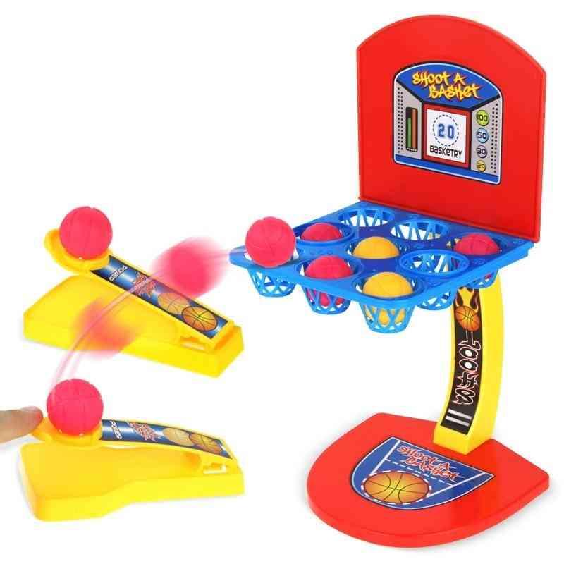 Mini Basketball Hoop Shooting Stand Toy