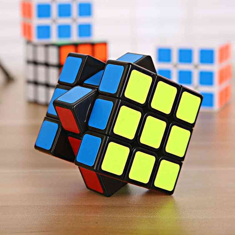 3x3x3 Stickers Cube - Learning & Educational Toy