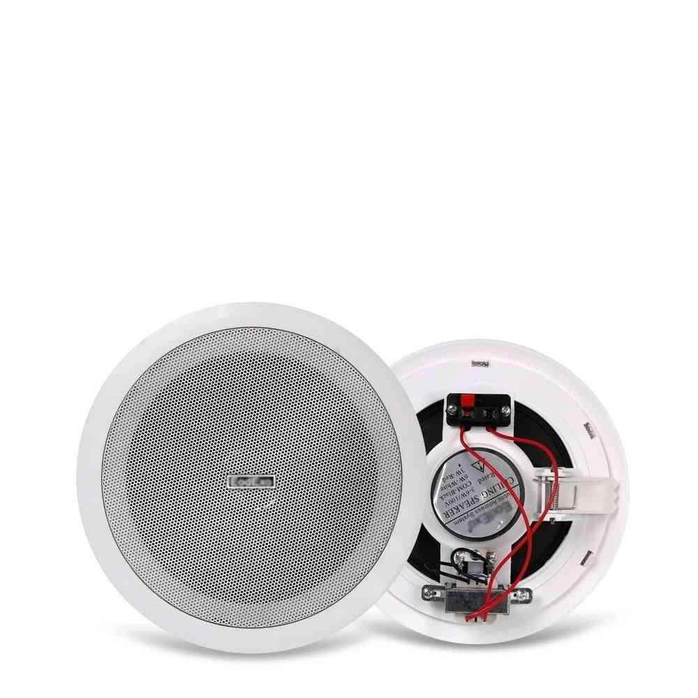 Ks-803, Ks-805 In-ceiling Speaker Pa Sound System, 6.5 Inch Ceiling Speaker For Home Music