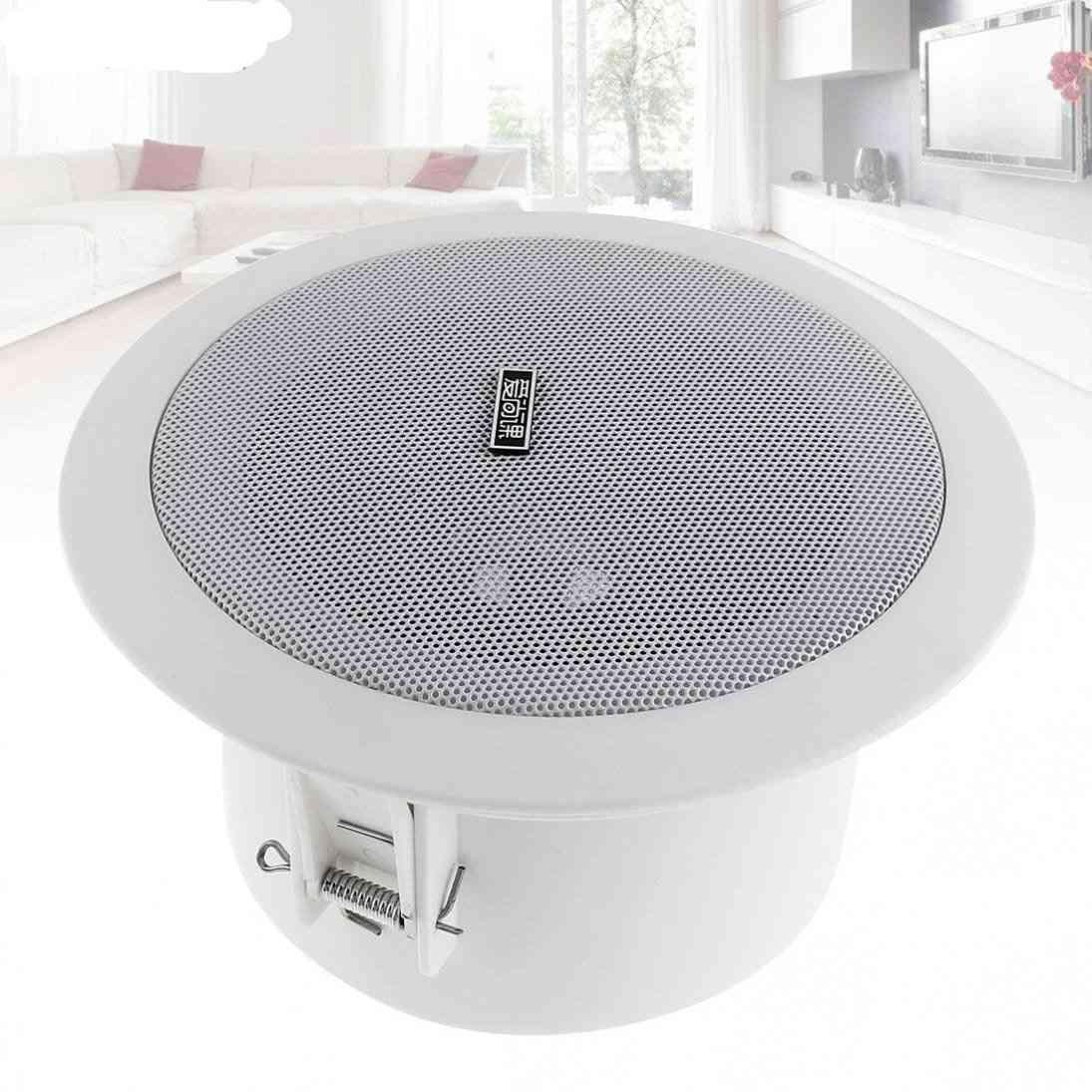 Waterproof Household Radio, Ceiling Portable Speaker, Public Broadcast Background Music Speaker