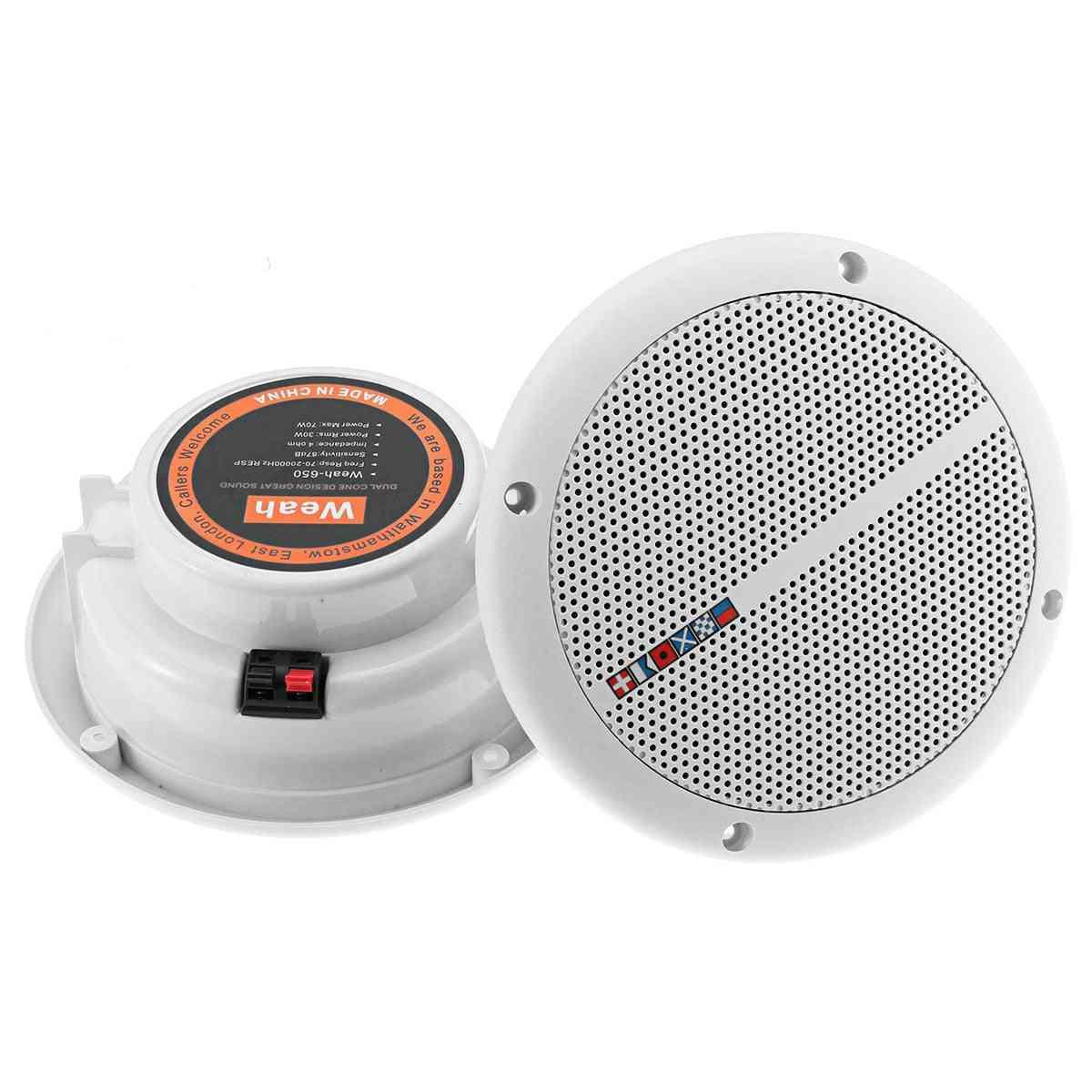 Outdoor Waterproof Ceiling Speakers For Sport Walking