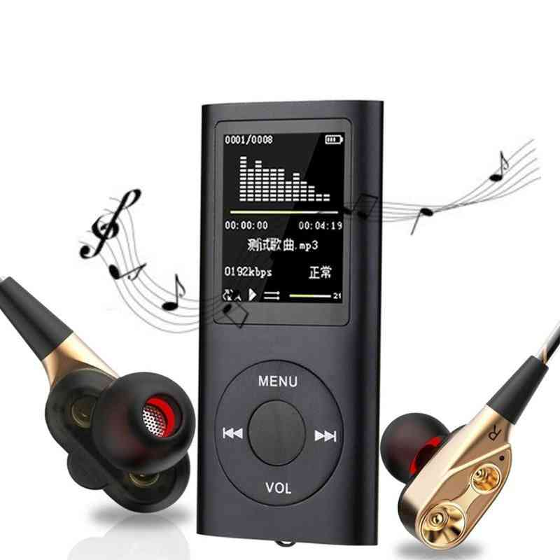 Ipod Style Portable Lcd Mp3 Mp4 Music Video Media Player