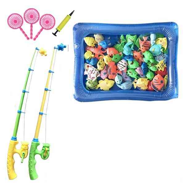 Parent-child Interactive Magnetic Fishing