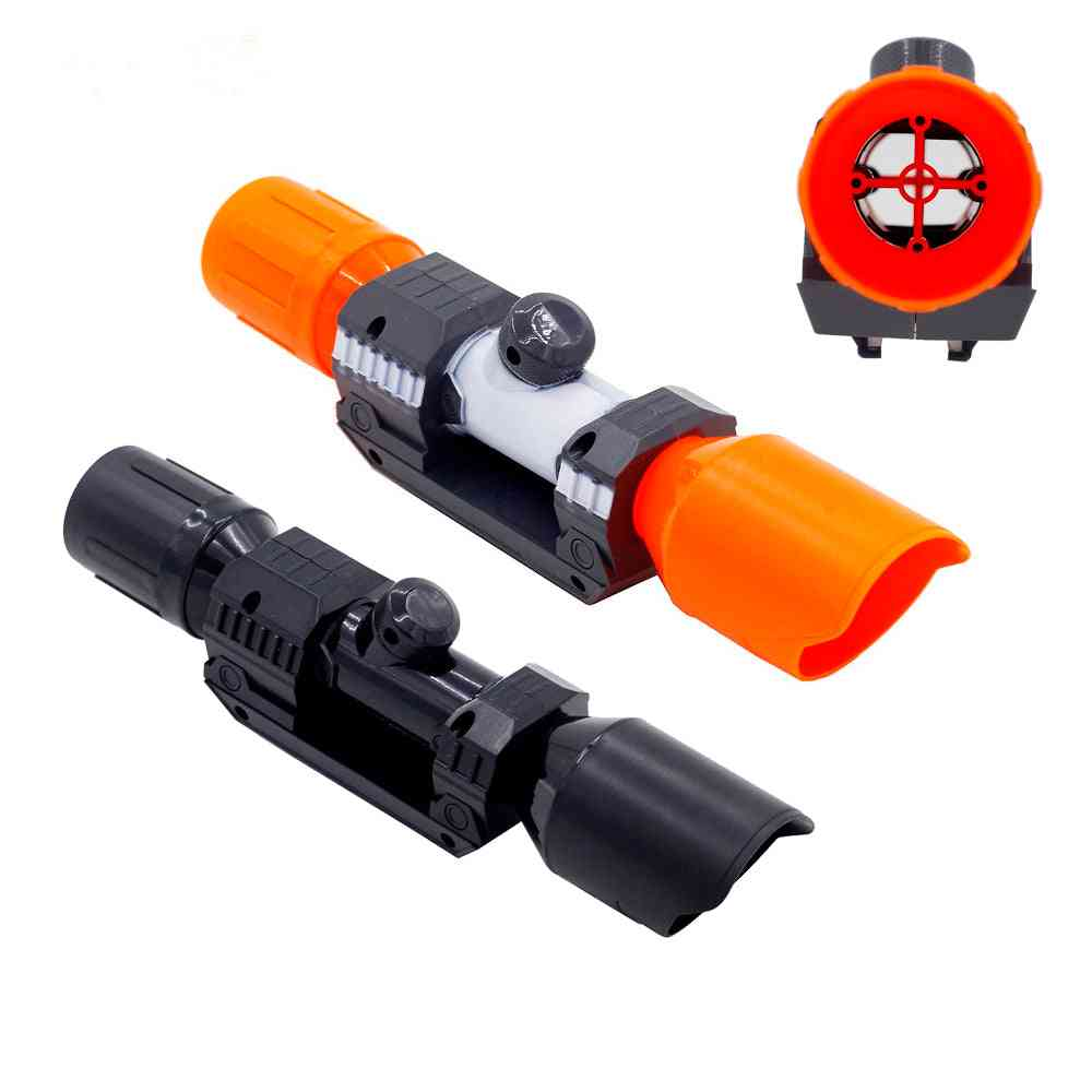 Compatible Modified Part, Front Tube Sighting Device Nerf Elite Series