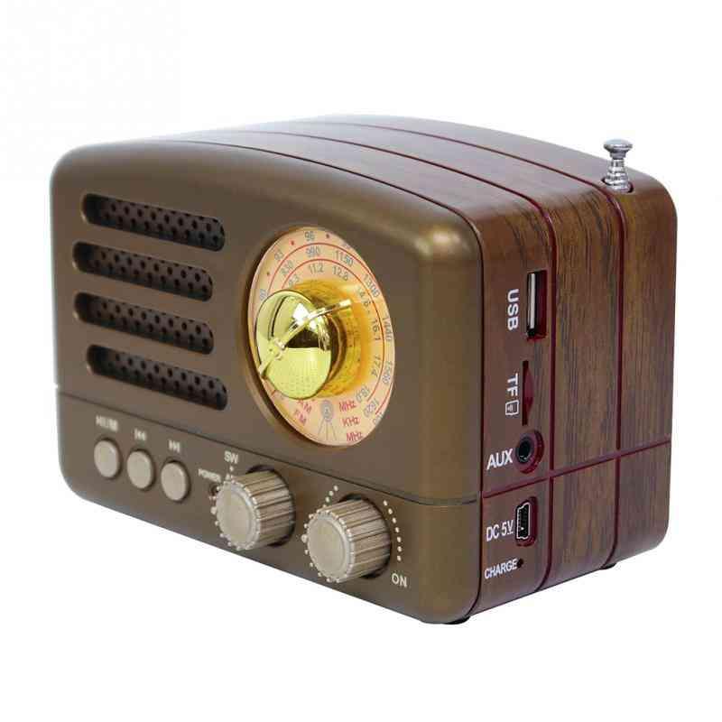 Audio Bluetooth Speaker, Radio Usb Rechargeable