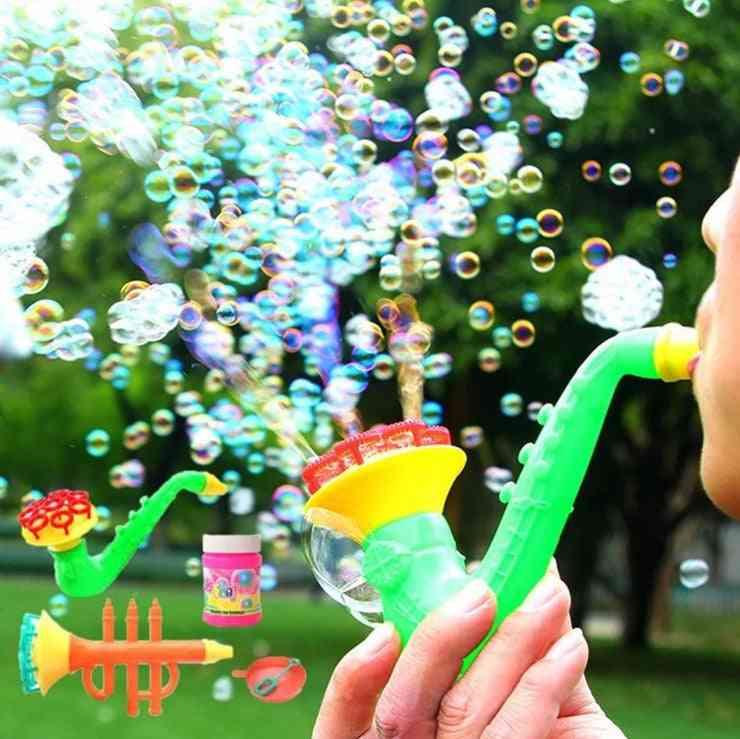 Water Blowing - Bubble Soap Blower