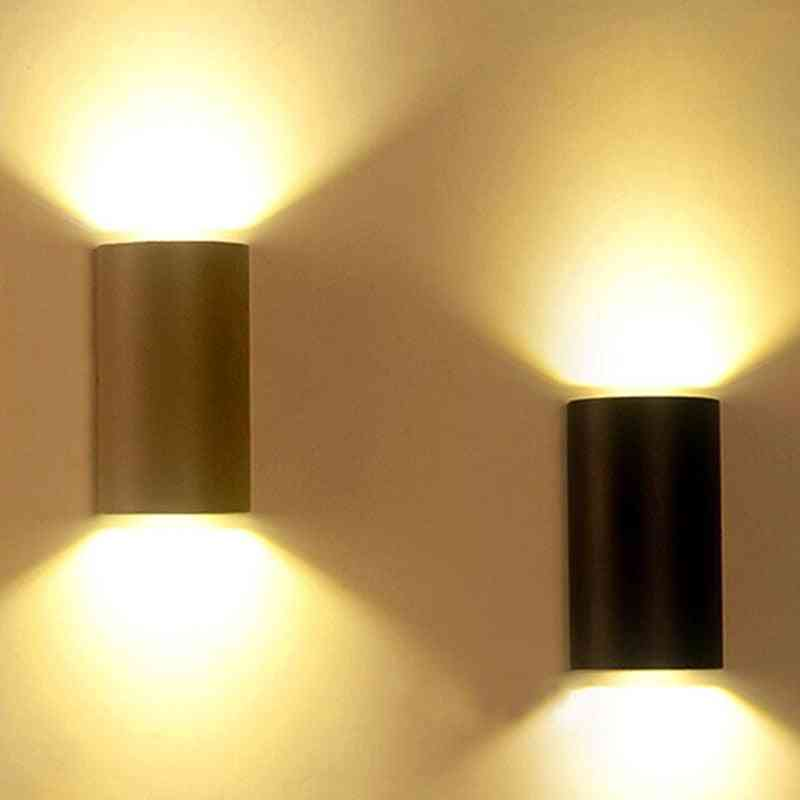 Led Wall Light - Outdoor Waterproof Aluminum Modern Decoration