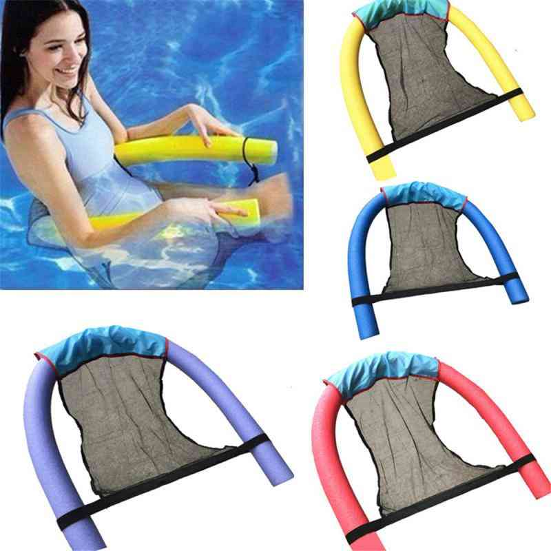 Pool Noodle - Net Swimming Bed Seat Floating Chair