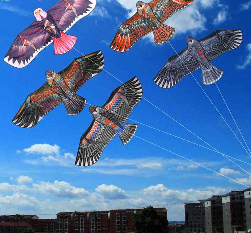 Eagle Kite With 30 Meter Line - Flying Bird Windsock Outdoor Toy