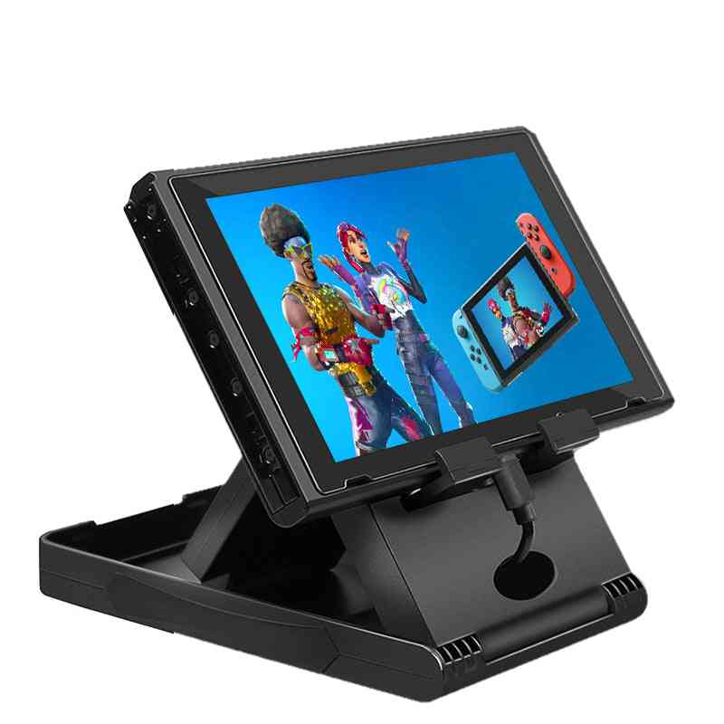 Portable Desktop Stand Holder For Nintendo Switch Mobile Phone And Tablet