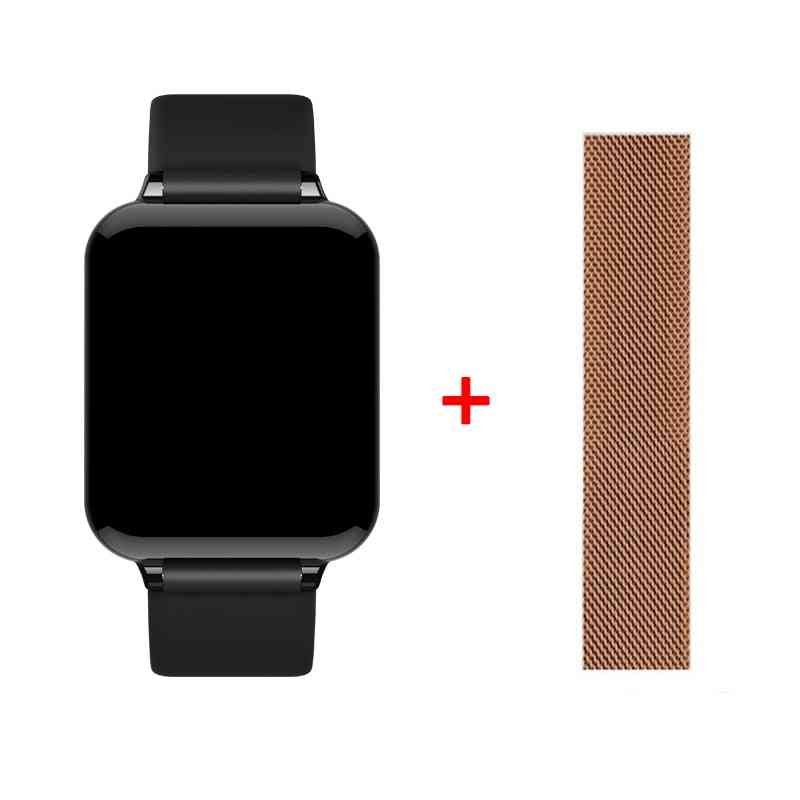 Men / Women Smart Watch For Android Phone, Heart Rate And Blood Pressure