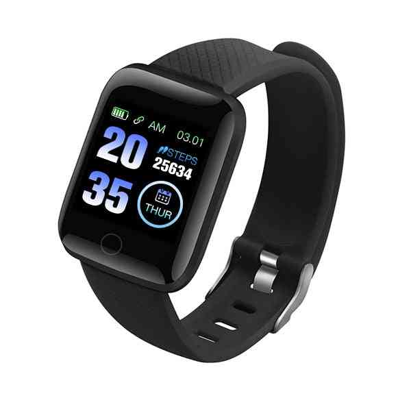 D13 Smart Watch 116 Plus Heart Rate Wristband, Sports Watches Blood Pressure