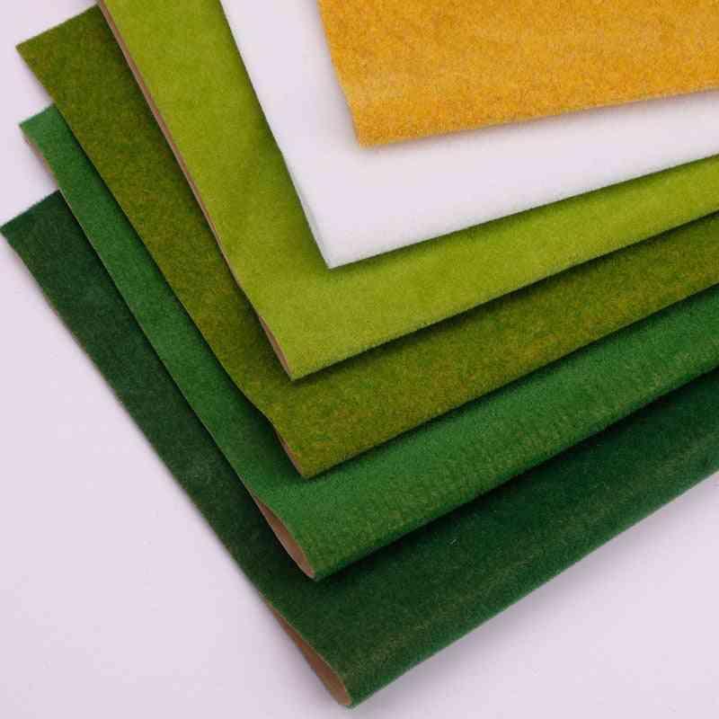 Mini Multicolor Craft Paper - Decorative Lawn, Ant Farm Decor