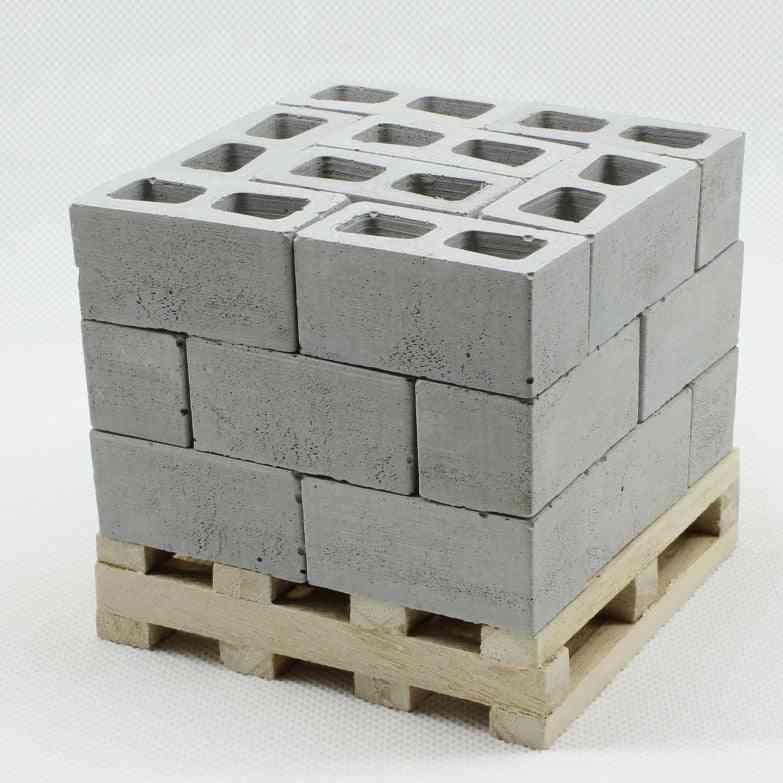 Diy Miniature Model Building Bricks And Moulds