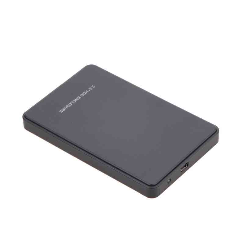 Sata To Usb 3.0 Ssd Adapter -hard Disk Drive Box For Notebook Desktop Pc Game Hdd Case
