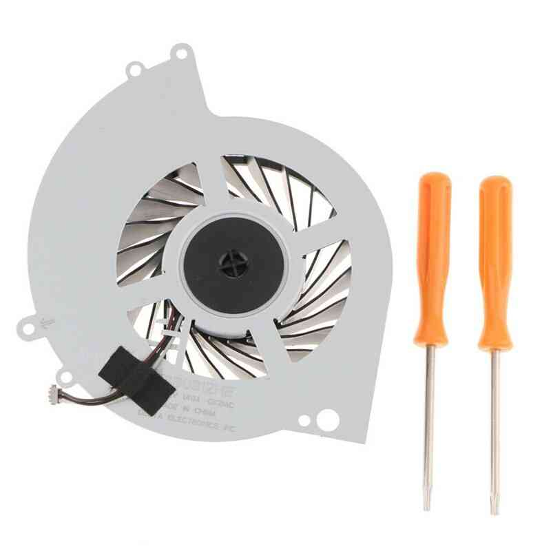 Internal Cooling Fan For Ps4 With Tool Kit