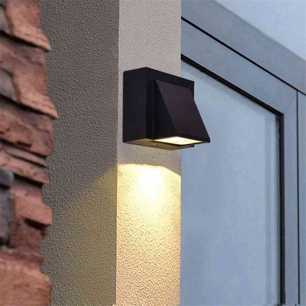 Exquisite Design Of Led Wall Lamp - Single Head For Porch, Sconce, Indoor And Outdoor