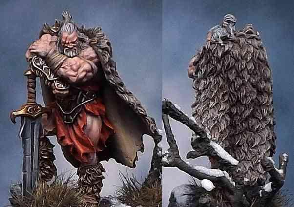 Barbarian Dude Redux