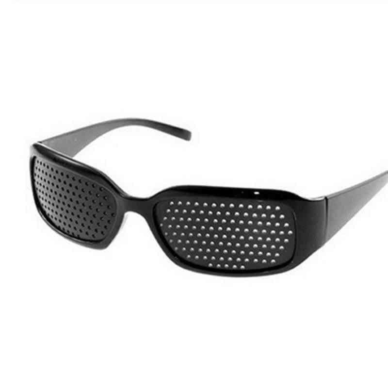 Improve Pinhole Eyeglasses Healing Eyesight