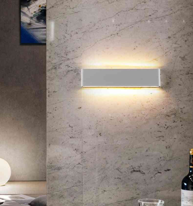 Waterproof Led Wall Lamp, Up And Down Lights