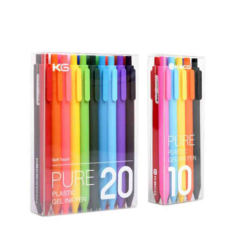 0.5mm Signing Pen For Smooth Writing With Gek Ink Refill