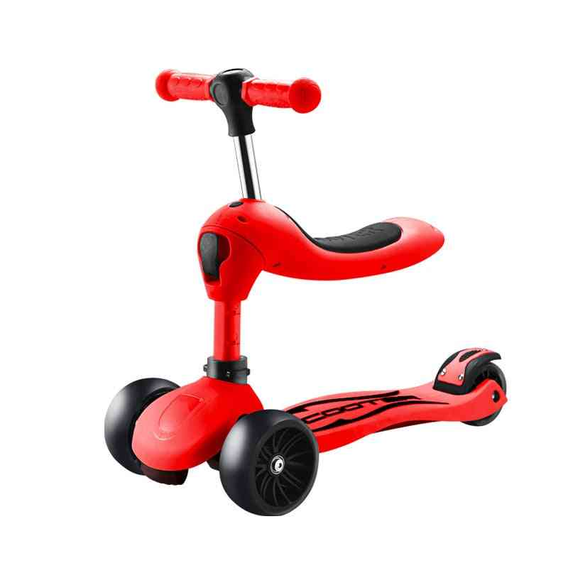 Ride On Scooter Car Walking Push Baby Toy