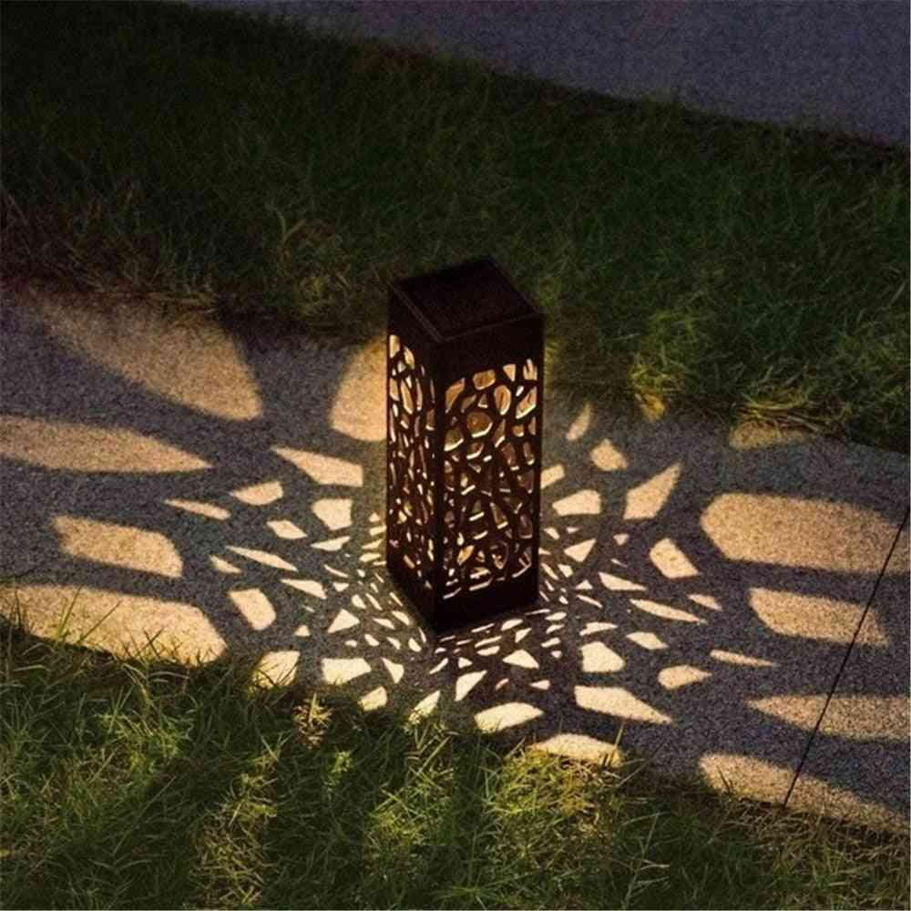 Solar Powered Led Garden Lights Suitable For Patio And Backyard