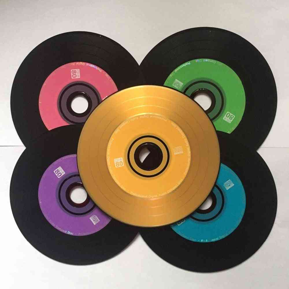 Premium Professional Grade A 700 Mb 52x Blank Printed Cd-r Disc