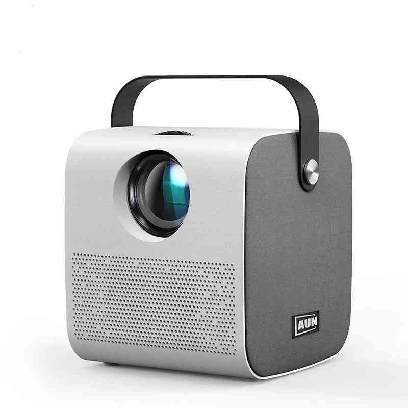 Mini Young Projector - Led Projector For Full Hd, 3d Video Beamer Home Cinema