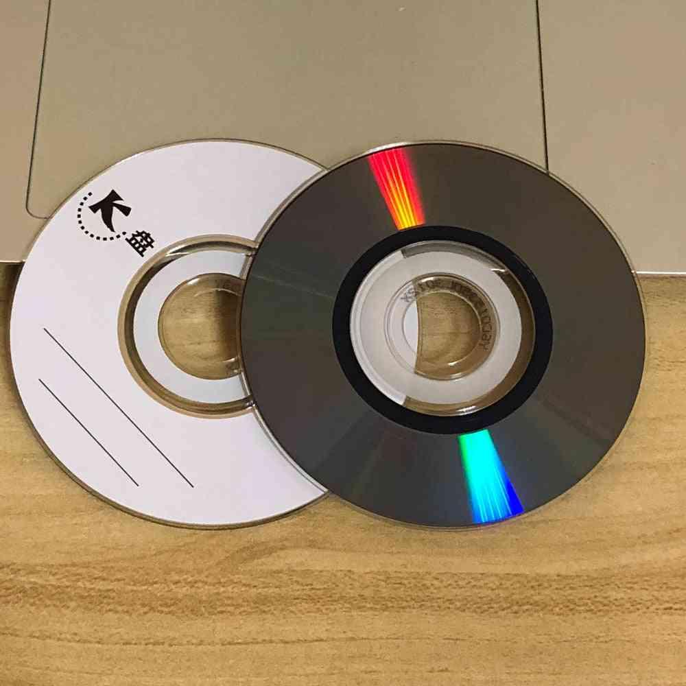 Mini Printed Dvd Rw Discs