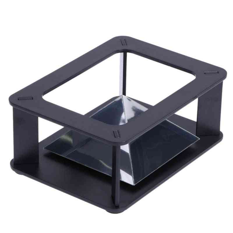 Universal 3d Holographic Display Stand For Mobile Phone