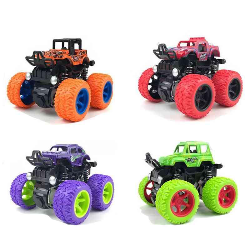 Mini Inertial Off-road Vehicle, Pullback Toy Car