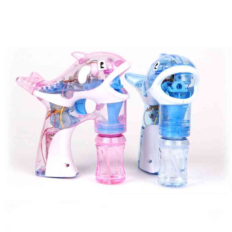 Cute Bubble Gun Blower For &