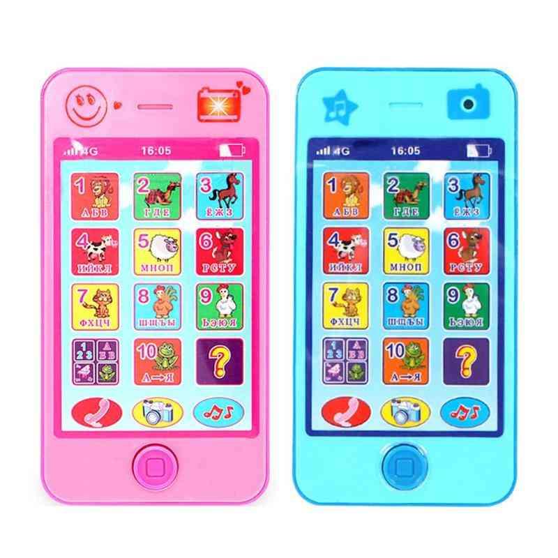Baby Mobile Phone Toy - Kids Music Machine
