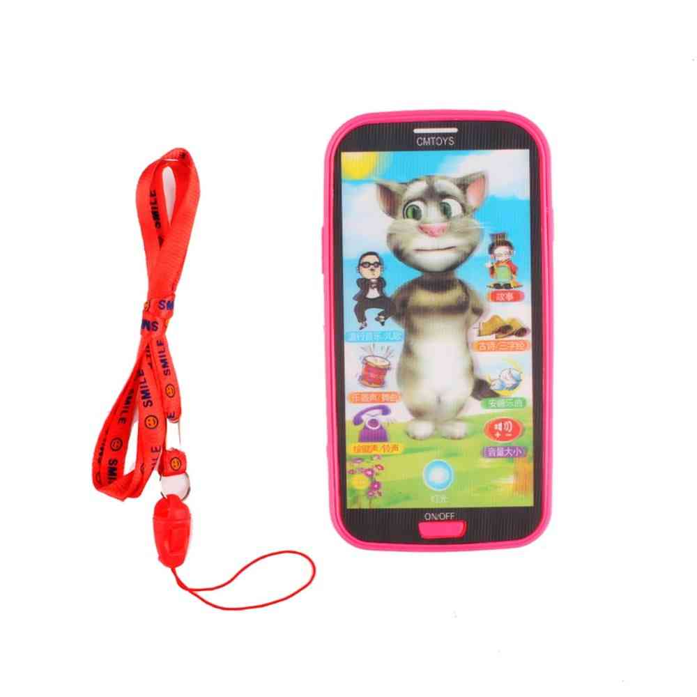 Educational Learning Cell Phone, Music Machine Toy